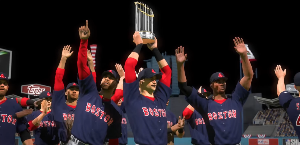 Boston Red Sox MLB the Show 19