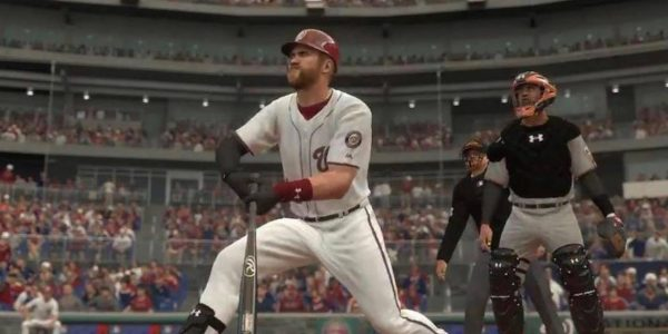 Bryce Harper simulation shows his potential dominance