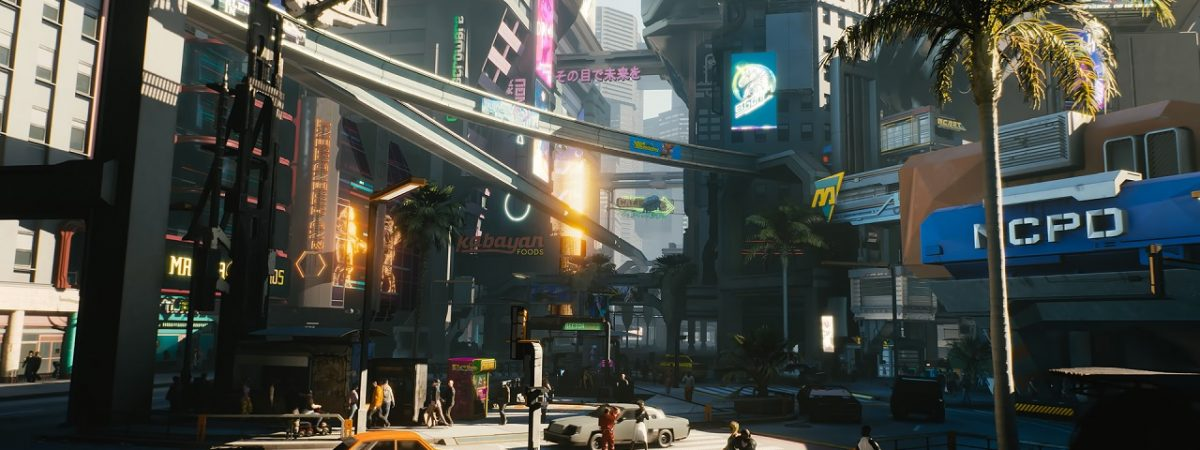 Cyberpunk 2077 Animals Limited to Cats and Dogs