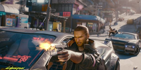 Cyberpunk 2077 Night City Will All be Built By Hand