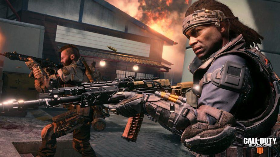 Drakon Gaming Esports Team CoD Black Ops 4