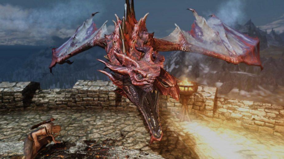 Elder Scrolls 6 Dragons Odahviing