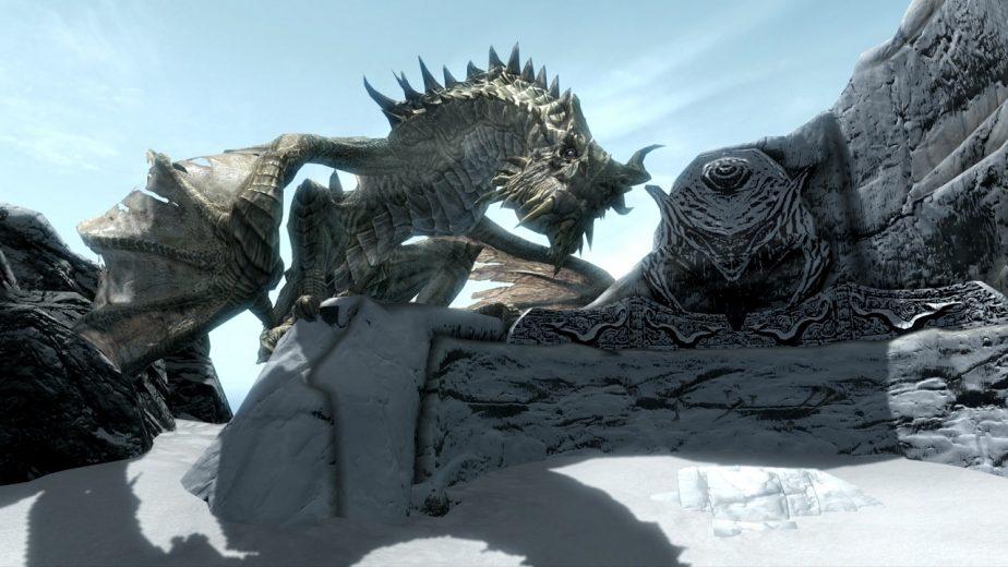 Elder Scrolls 6 Dragons Paarthurnax