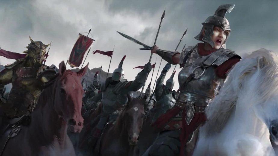Elder Scrolls 6 Empire Cavalry