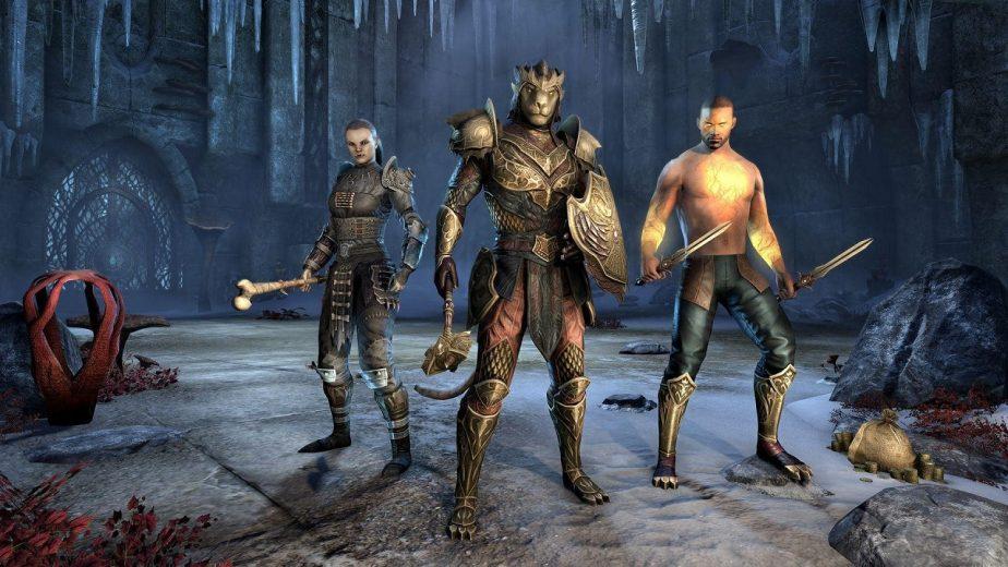 Elder Scrolls Online DLC Wrathstone Dungeon Rewards