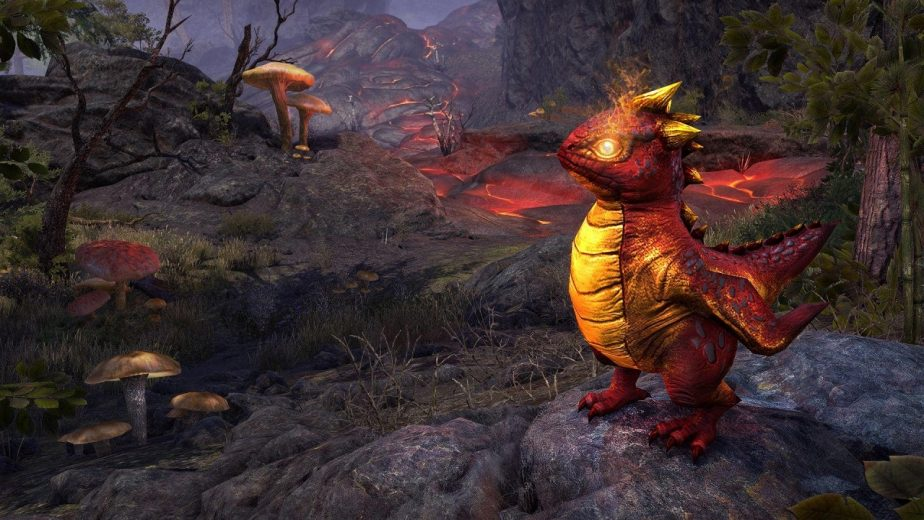 Elder Scrolls Online Hot Pepper Bantam Guar