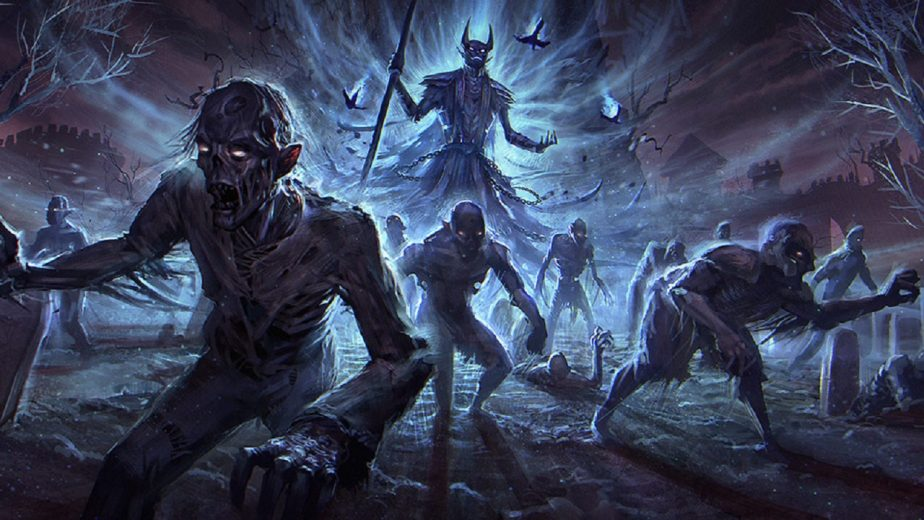 Elsweyr Expansion Will Add a New Necromancer Class to ESO