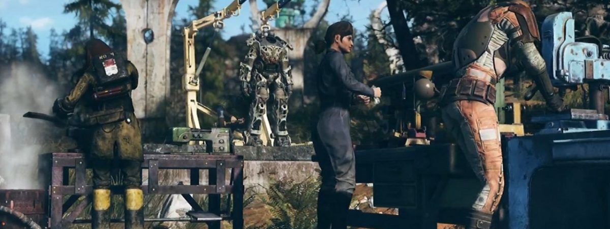 Fallout 76 Patch Coming Later in January