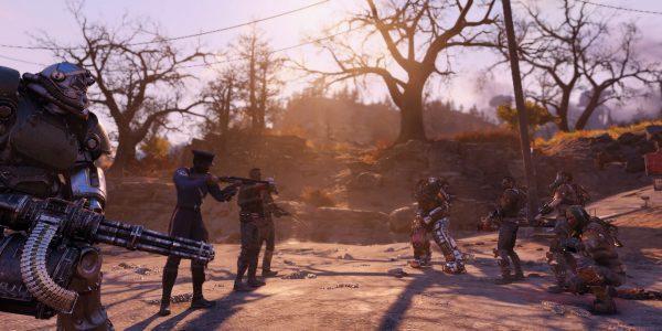Fallout 76 PvP Survival Mode Announced
