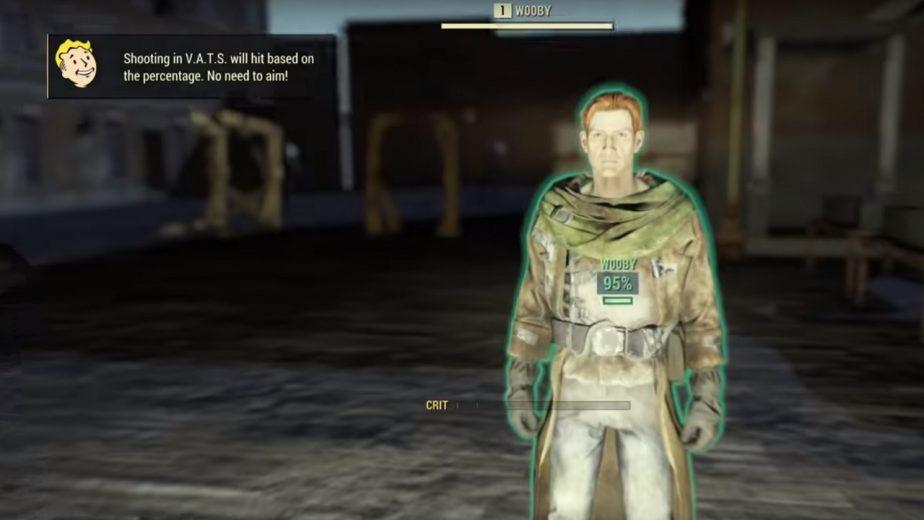 Fallout 76 Secrets Include Actual Human NPC