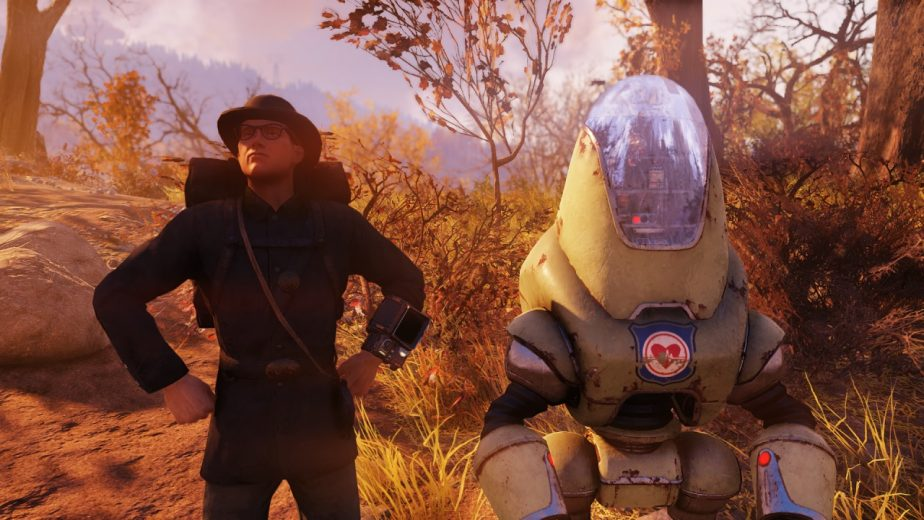 Today's Fallout 76 Update Contains Over 150 Bug Fixes