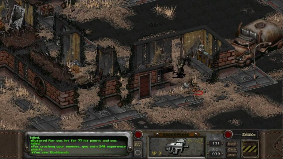 Fallout Classic Collection Includes 3 Games