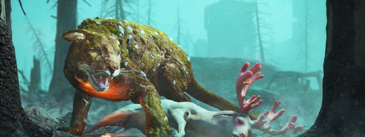 Far Cry New Dawn Craggy Mountain Lion