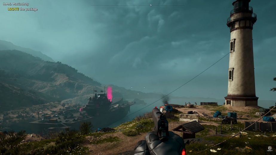 Far Cry New Dawn Map Will be Very Different
