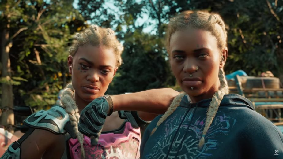 Mickey And Lou The Nihilist Twin Villains Of Far Cry New Dawn
