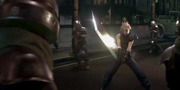 Final Fantasy 7 Switch release date