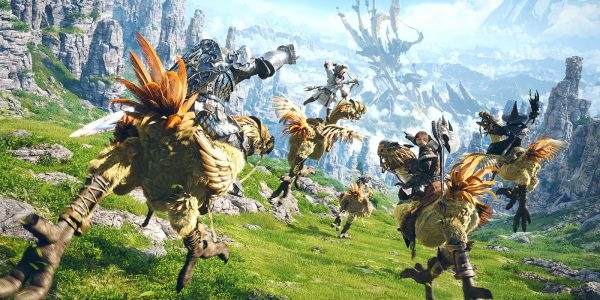 Final Fantasy XIV Free to Play: How to Play FFXIV for Free