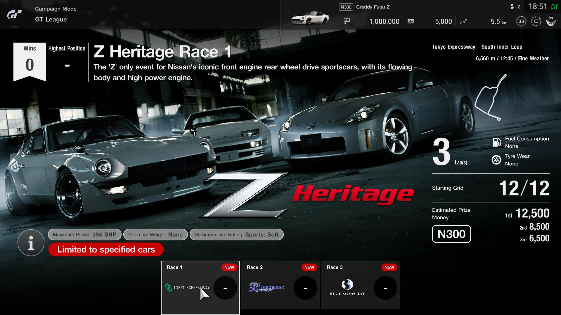 Gran Turismo Sport Gets New Track and 8 New Cars