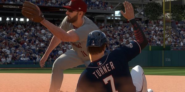 MLB The Show 19 details