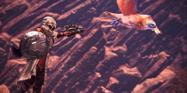 Assassin's Creed Origins Protagonist Bayek