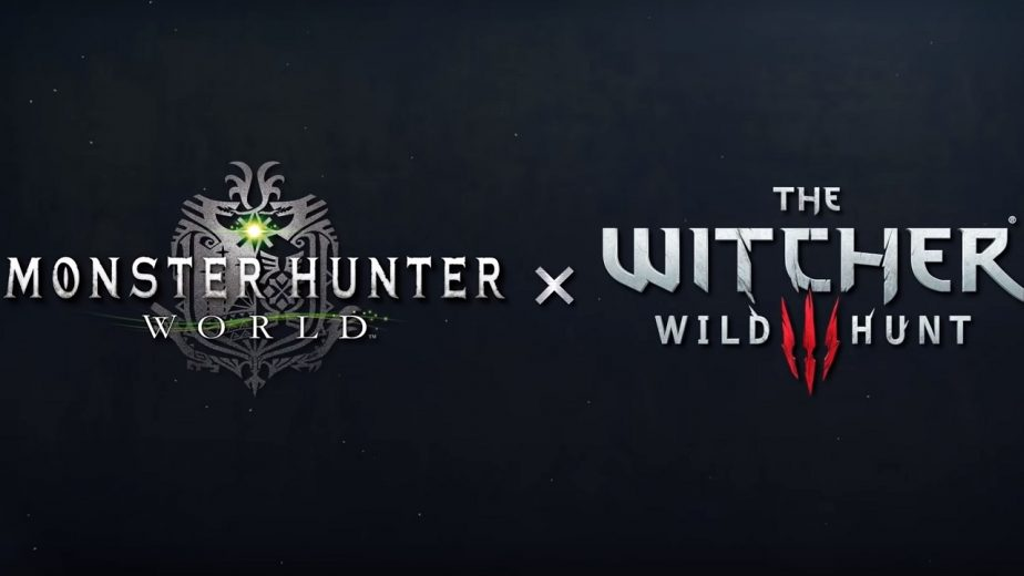 Monster Hunter World Witcher Crossover Features Geralt
