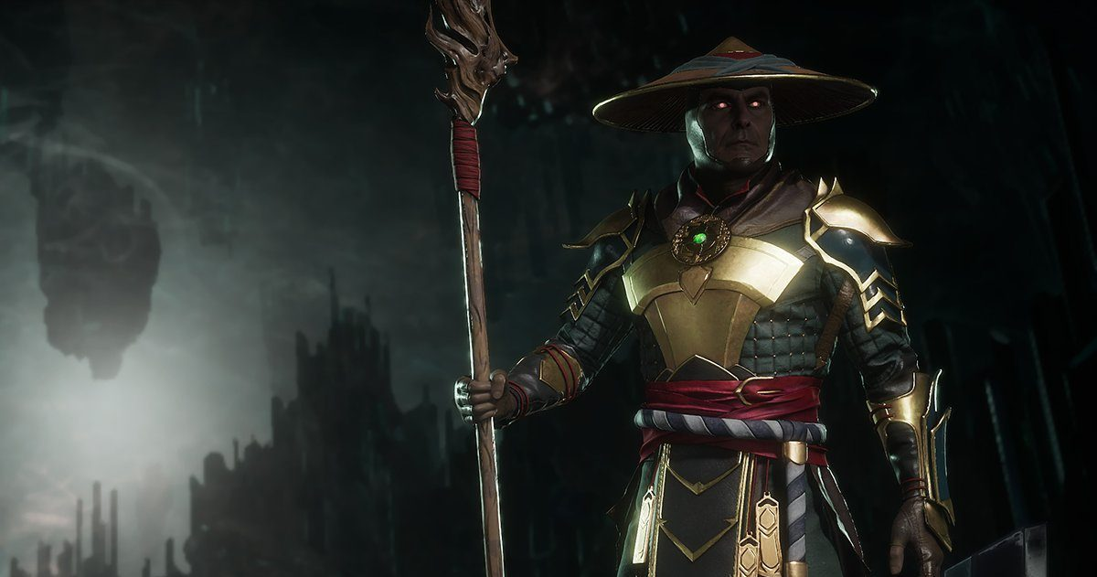 Mortal Kombat 11's Cover Art has been revealed by Ed Boon