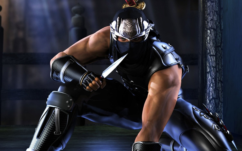 Ryu Hayabusa Is The Face Of Ninja Gaiden