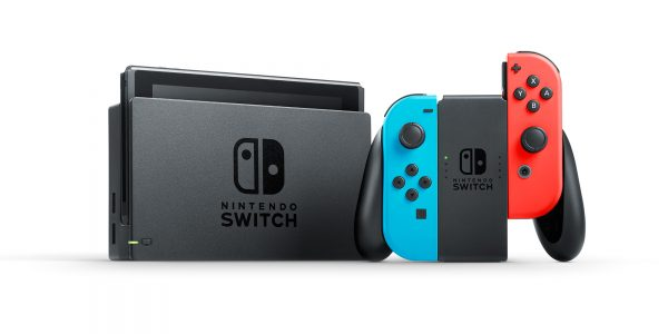 The Switch Was The Best Selling Console Last Year