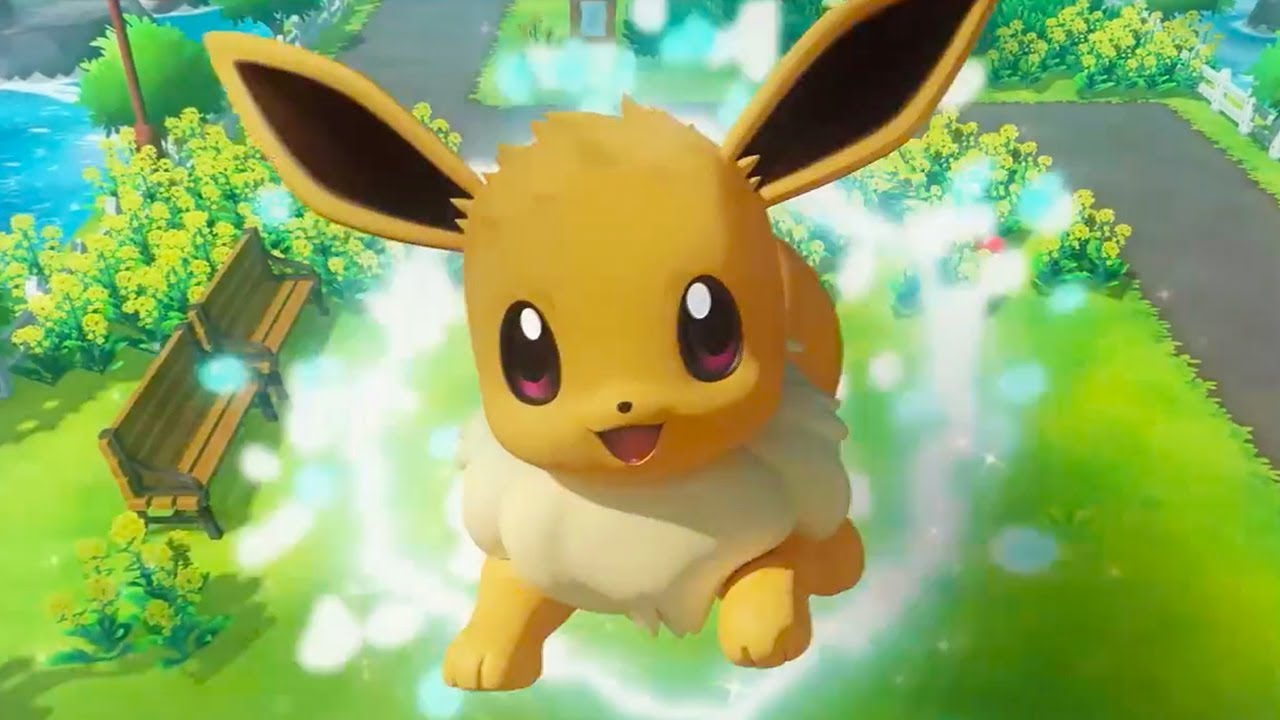 Pokemon Let's Go and Super Smash Bros were great successes on the Nintendo Switch