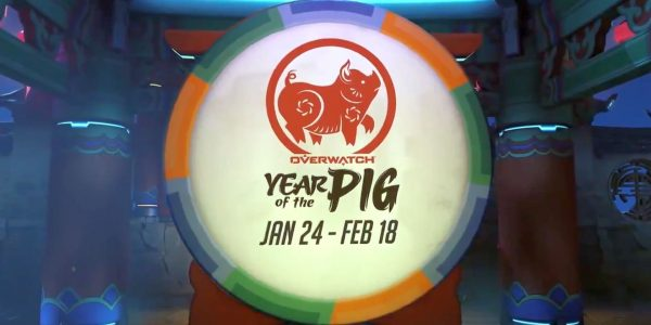 Overwatch Year of the Pig 2019 release date