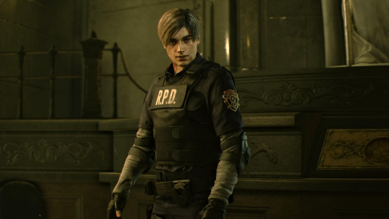 Resident Evil 2 Remake Will Use Denuvo DRM on PC