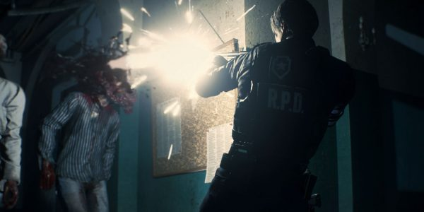 Resident Evil 2 Remake 1 Shot Demo