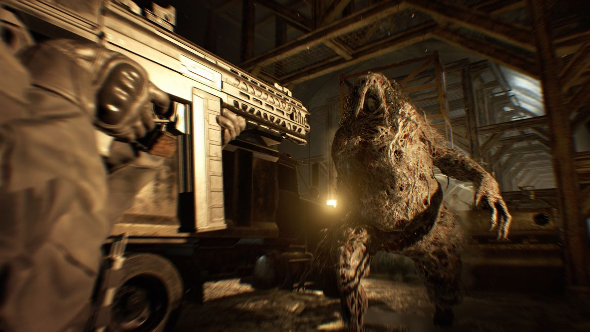 Resident Evil 7 Denuvo DRM Quietly Removed by Capcom
