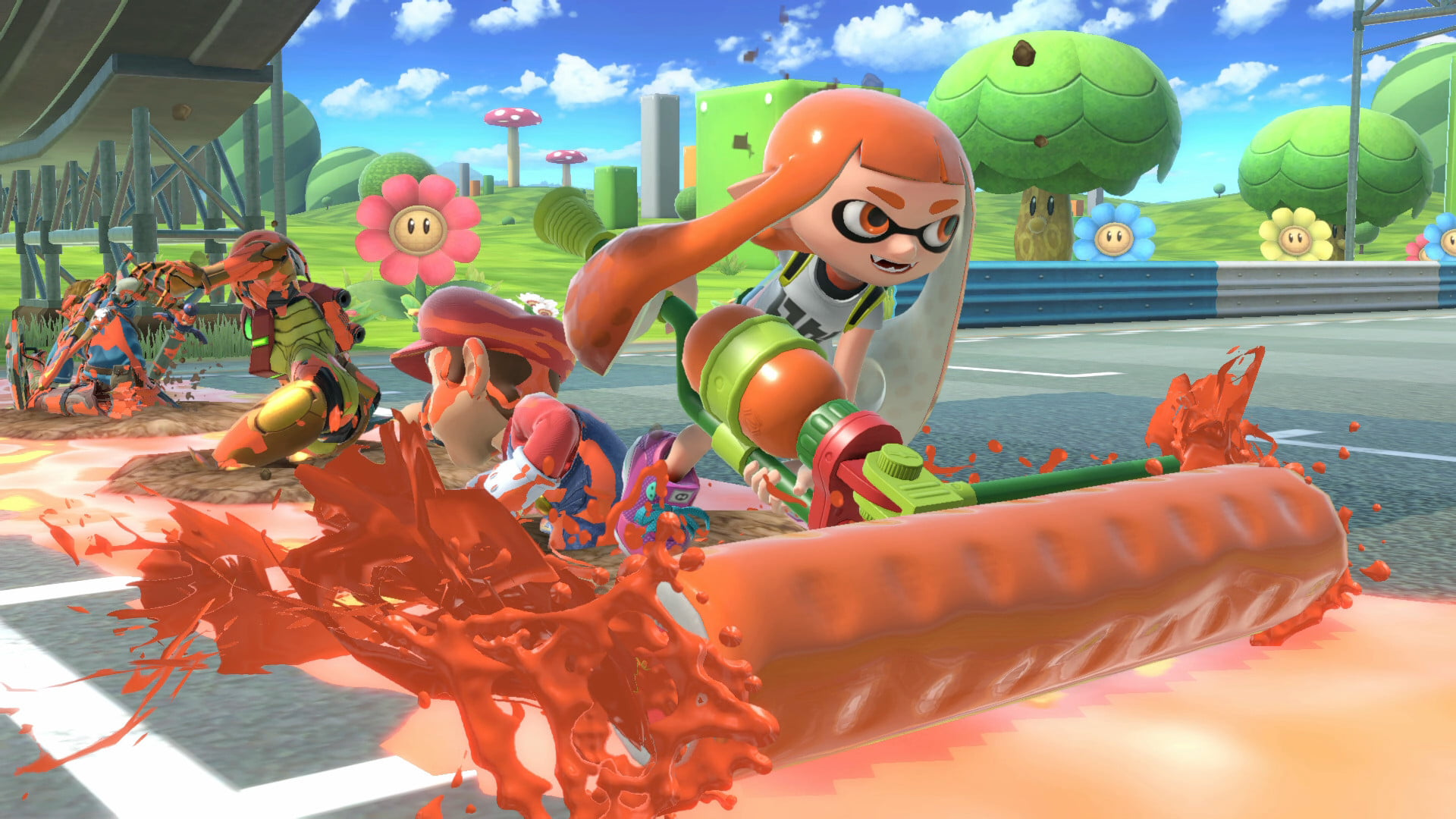 Read the latest Super Smash Bros Ultimate Patch Notes here