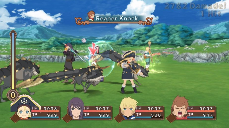 Tales of Vesperia Adventurer Starter Pack free DLC
