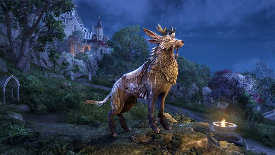 The Nascent Indrik Mount Was Available in 2018