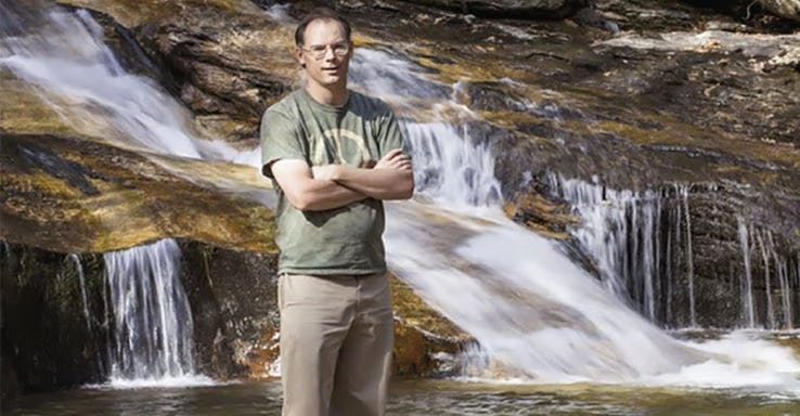 Tim Sweeney spends serious money seeing to it that North Carolina's beautiful forests are protected.