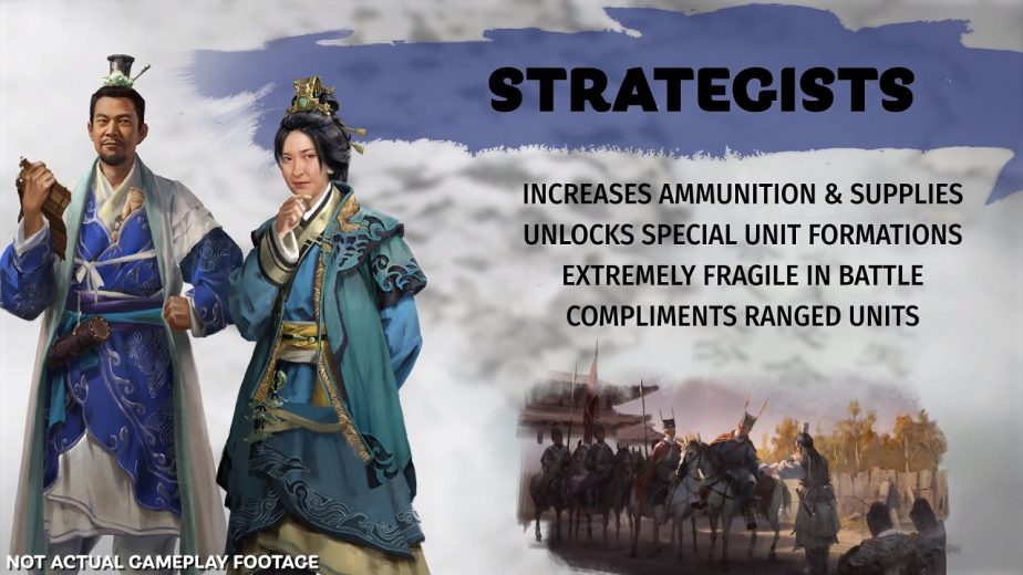 Total War Three Kingdoms Strategist Page