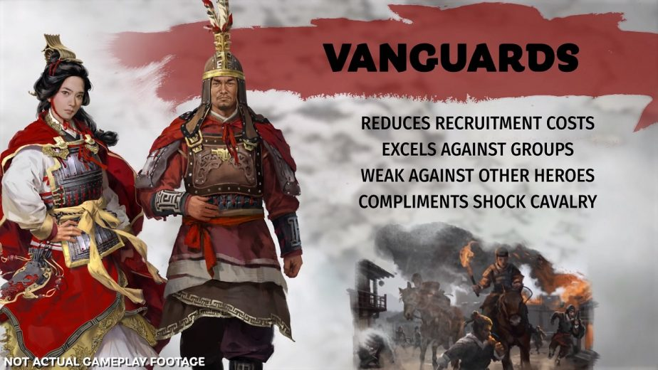 Total War Three Kingdoms Vanguard Page