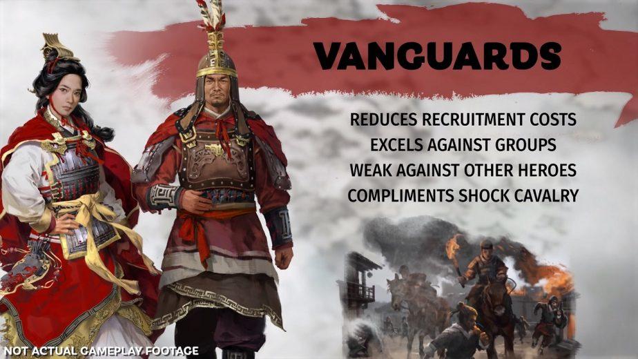 Total War Three Kingdoms Vanguard Page