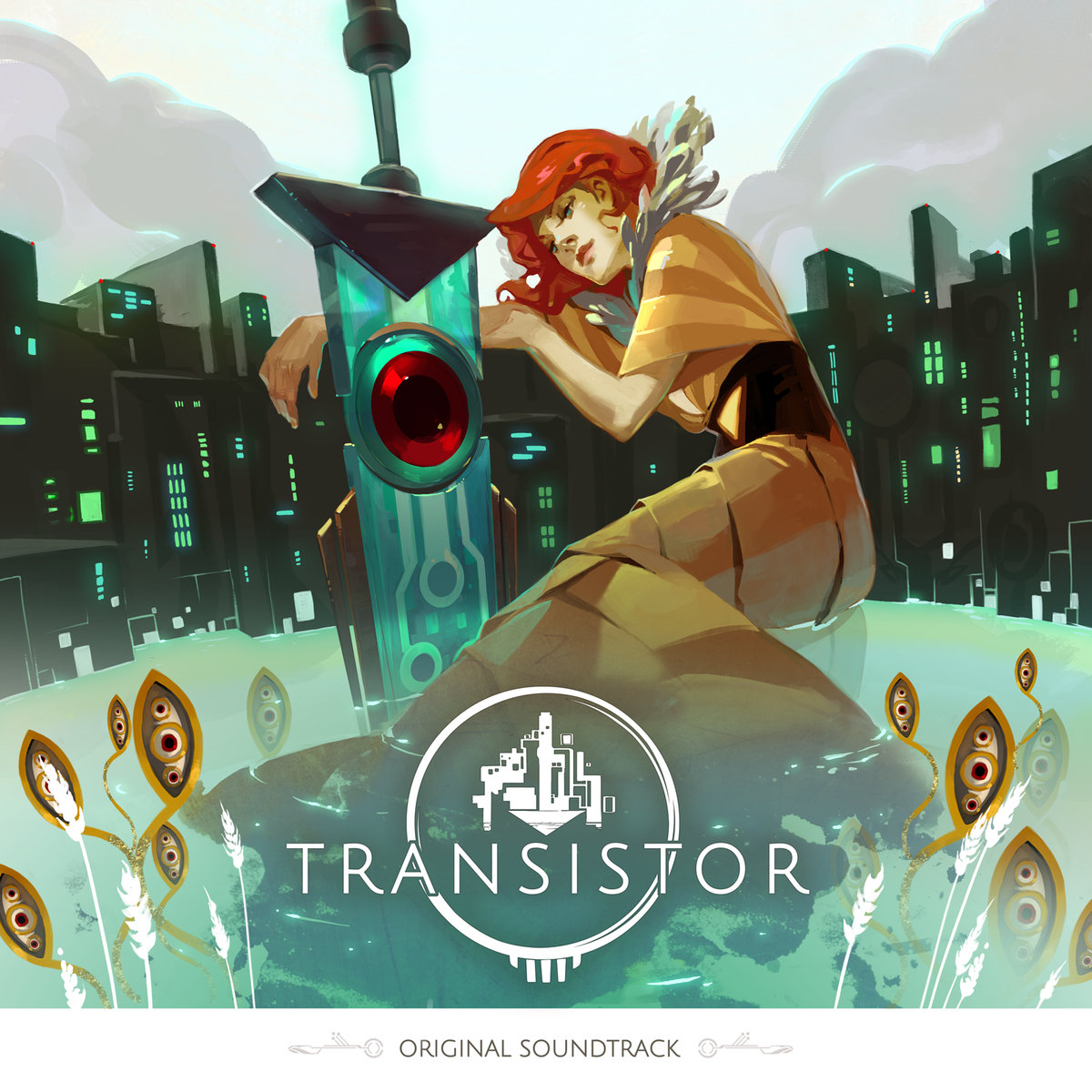 The Transistor Soundtrack Was Nominated For Several Awards