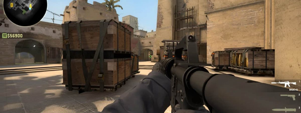 Valve made the right decision when they made Counter Strike: Global Offensive free to play