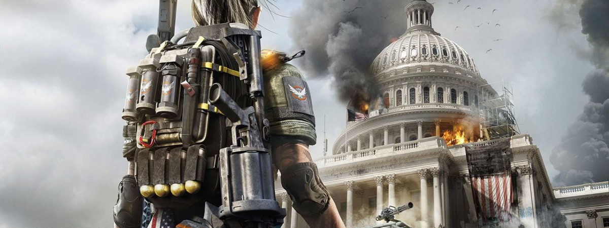 Tom Clancy's The Division 2 will appear on the Epic Games Store and UPlay Store