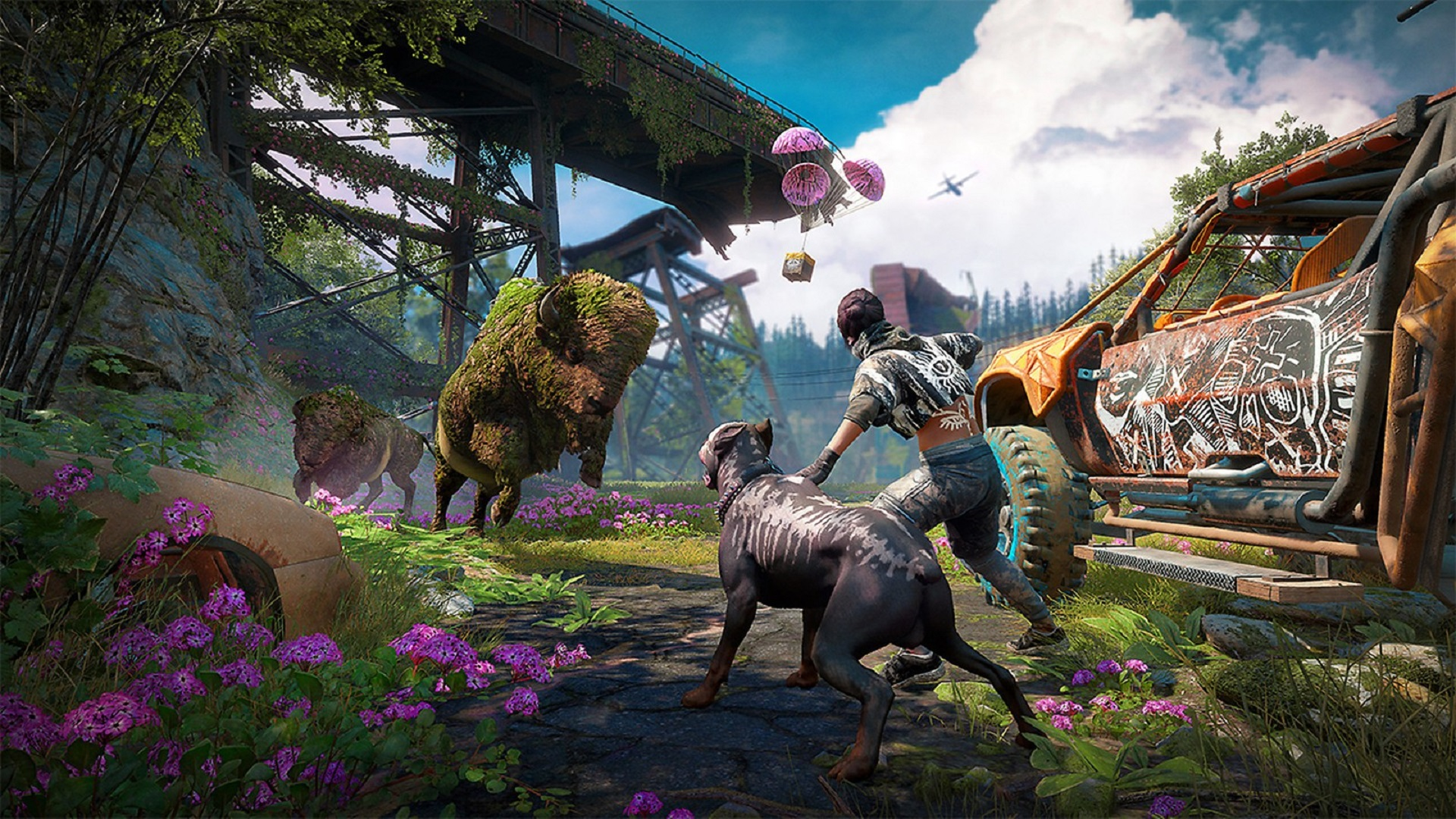 Far Cry New Dawn PC system requirements