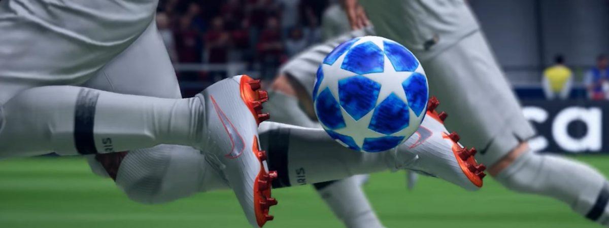 fifa 19 skills moves how to do neymars rainbow flick knee juggling