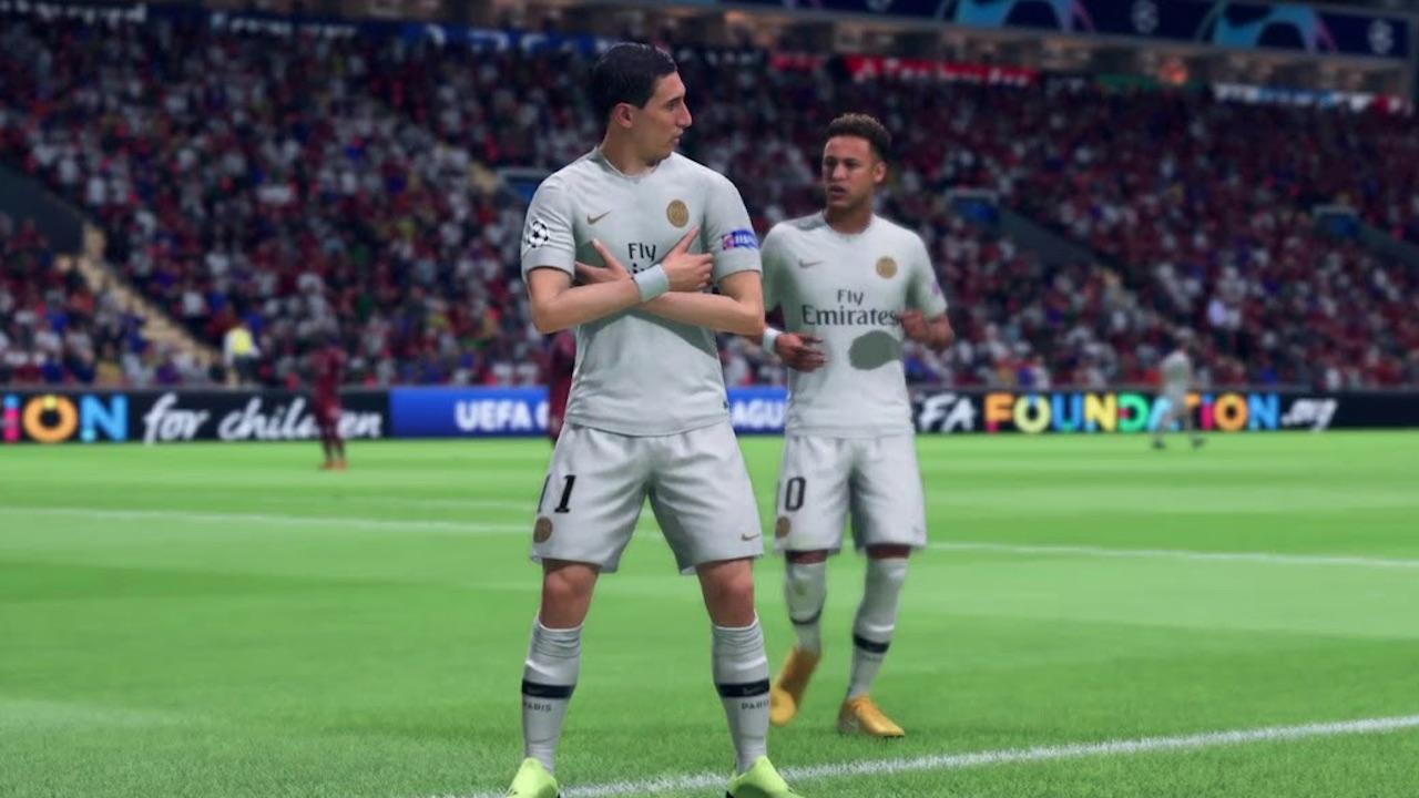 primer nivel mejor precio precio de fábrica FIFA 19 Team Of The Week 20 Adds Joao Cancelo, Angel Di ...