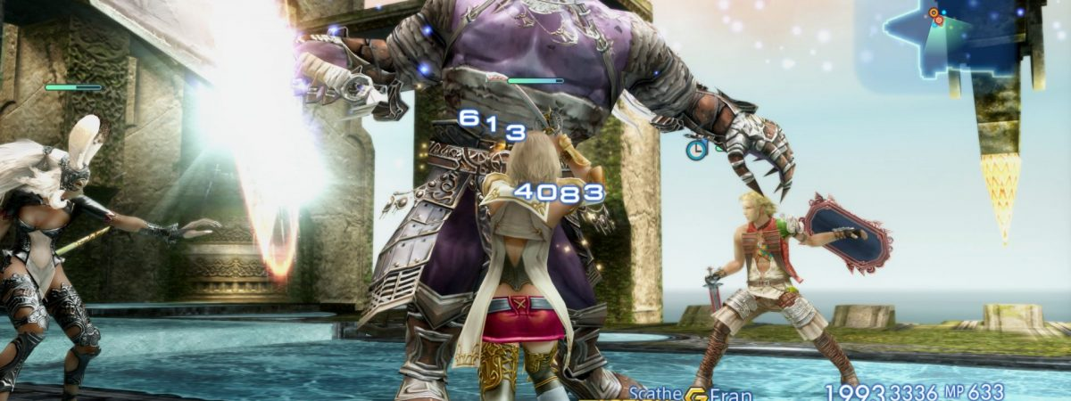 Final Fantasy XII Switch release date