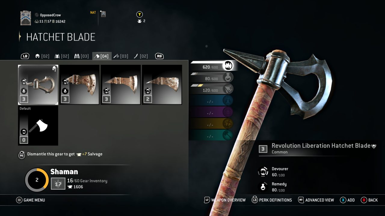 For Honor All For The Creed Unlockable Assassin S Creed Weapons