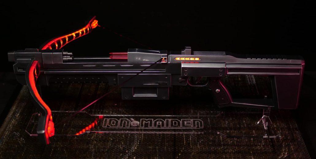 Ion Maiden Ion Bow Replica