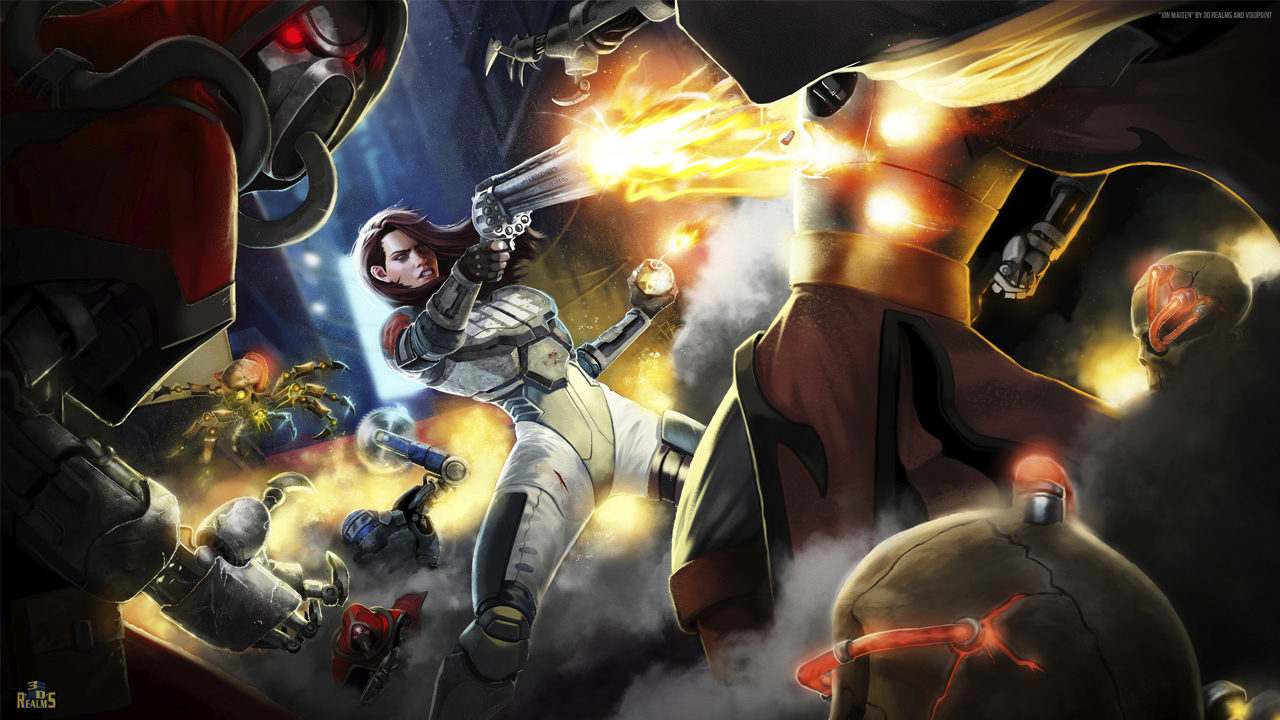 Ion Maiden Early Access Gets More Content In New Update